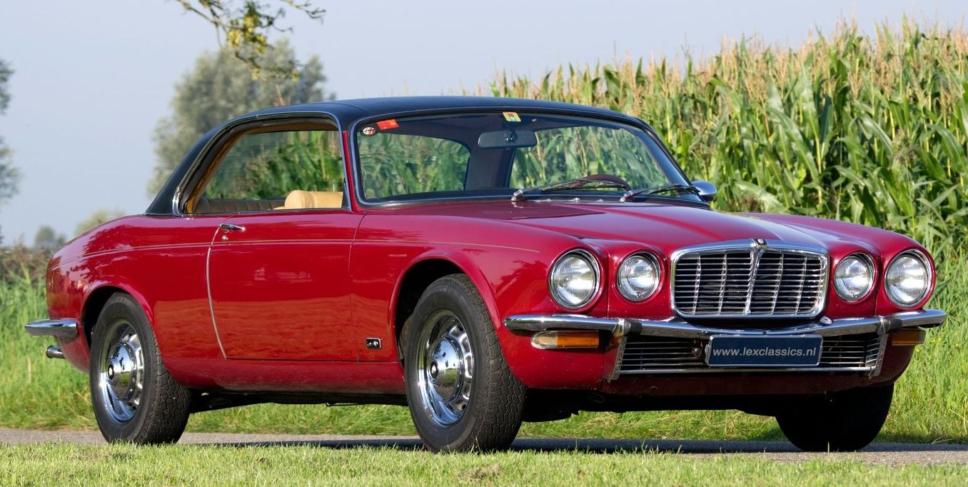 Jaguar Xj Coupe About Cars For You 1970 Xj6 Art