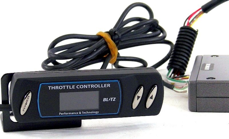 BLITZ Throttle controller Forester Legacy Impreza EZ30 EJ20 EJ25