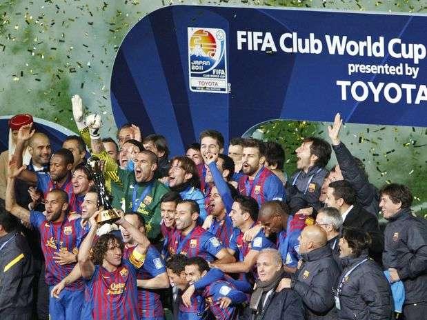 Barcelona campeão mundial