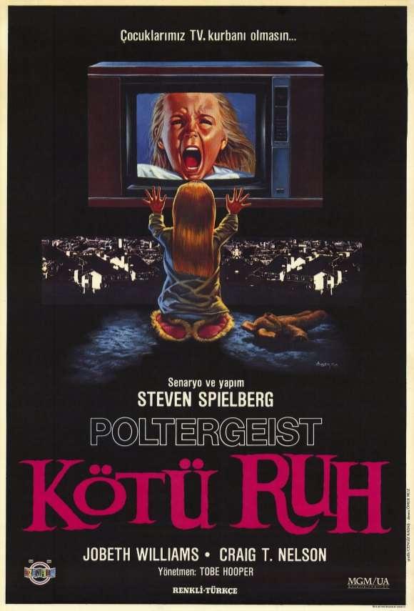 Kötü Ruh - 1982 Türkçe Dublaj 480p BRRip Tek Link indir