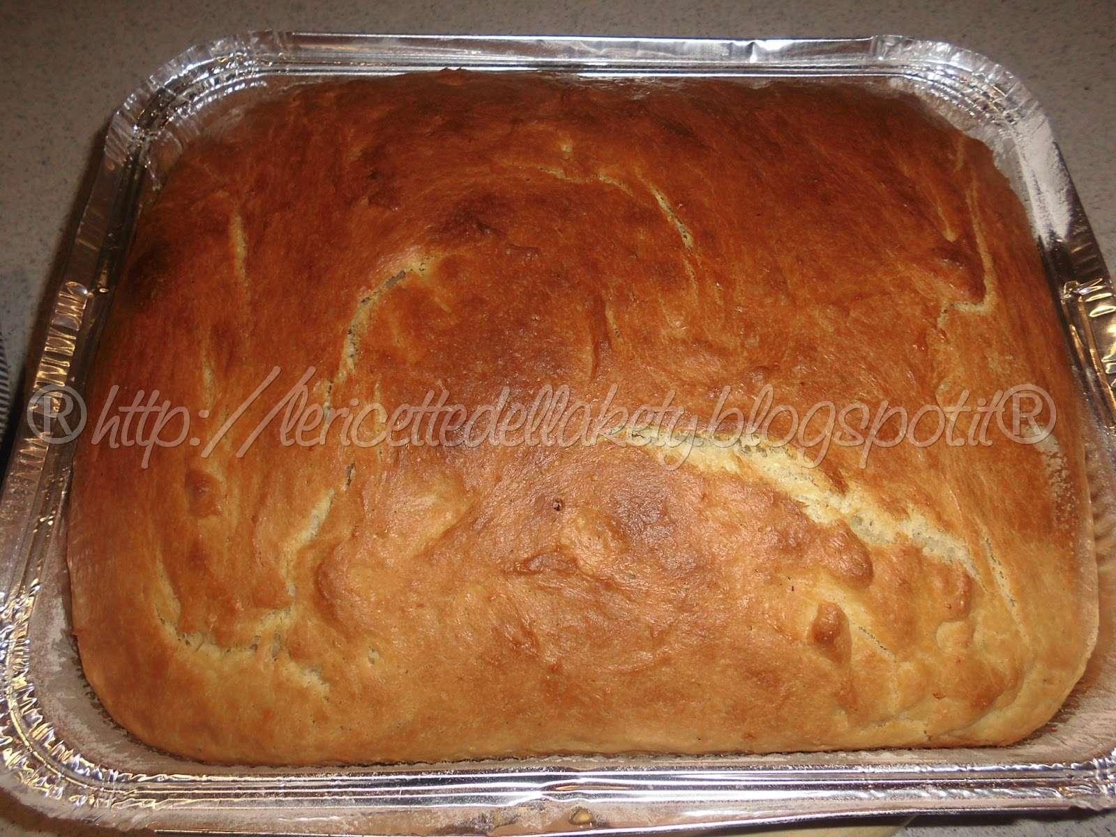 schiacciata fiorentina ricetta tradizionale