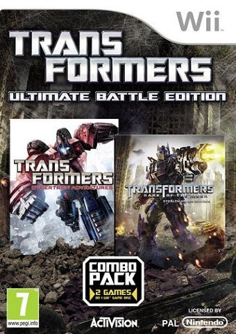 [WII] Transformers: Ultimate Battle Edition - FULL ITA