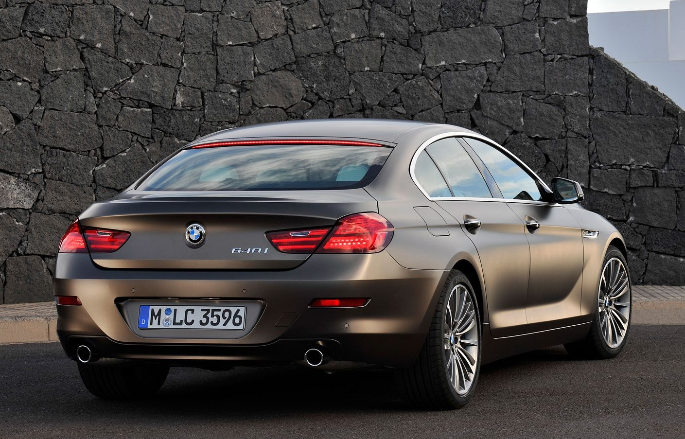 World Otomotif BMW 640i Gran Coupe