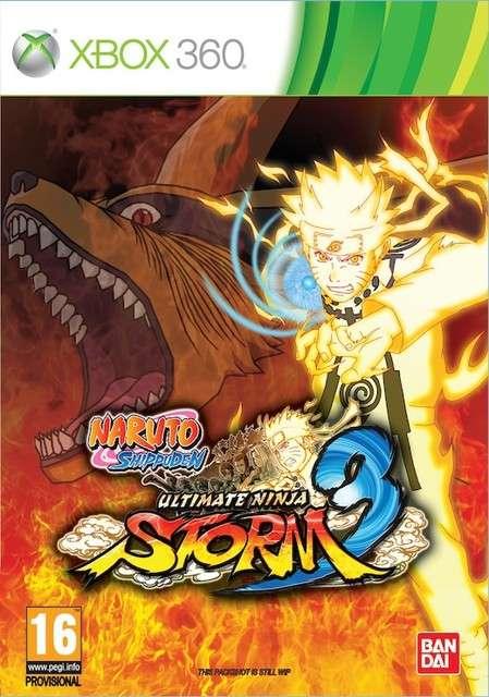 Naruto Shippuden Ultimate Ninja Storm 3 Xbox Ps3 Ps4 Pc jtag rgh dvd iso Xbox360 Wii Nintendo Mac Linux