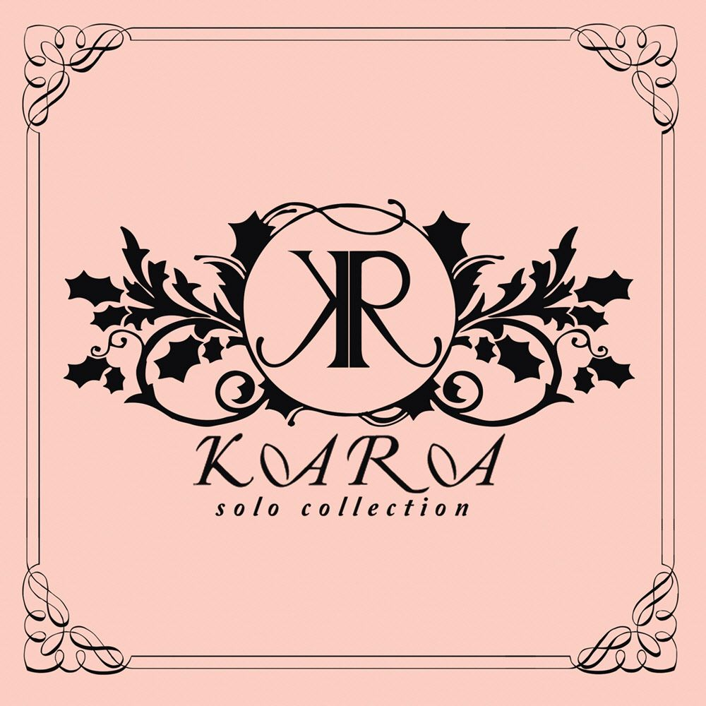 [Album] KARA   KARA SoloCollection [FULL]