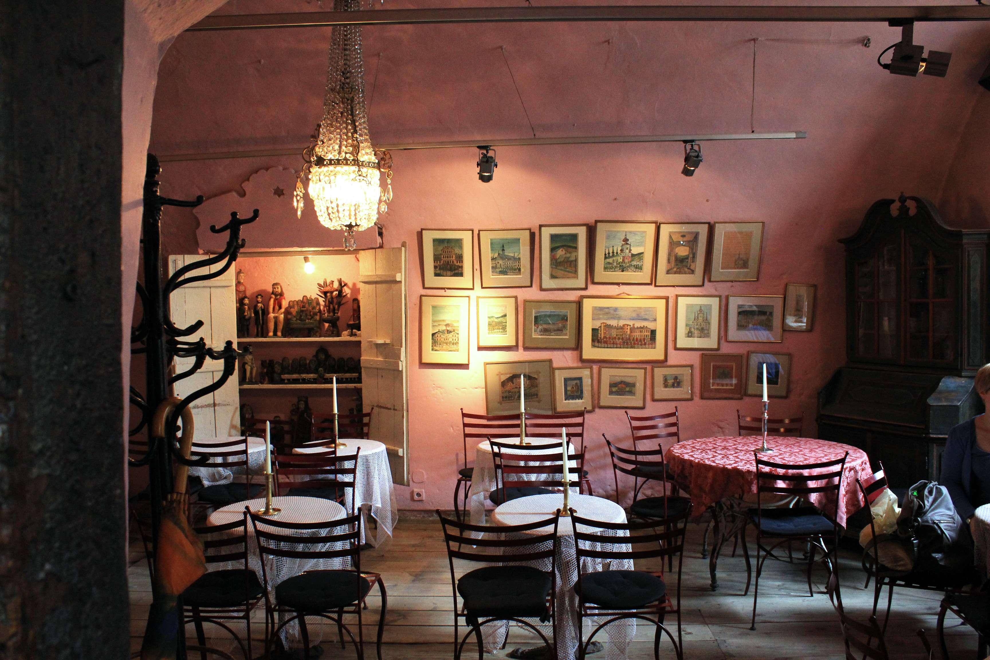 The Place Cafe Menu