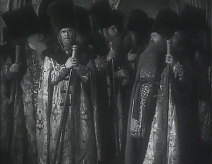 pyotrprevy110 Vladimir Petrov   Pyotr pervyy I AKA Peter the First [Part 1] (1937)