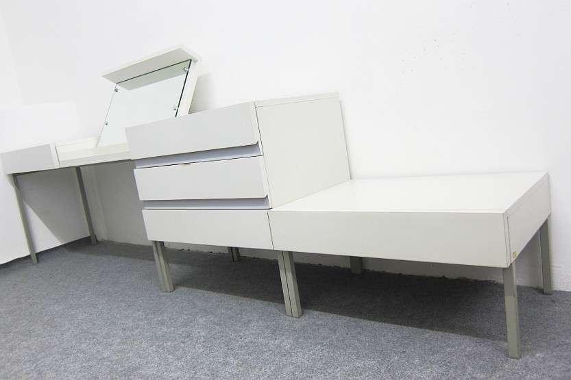Interl bke kommode schminktisch sideboard 60er 70er jahre for Sideboard 60er 70er