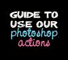 How to use our Photo Effect Action