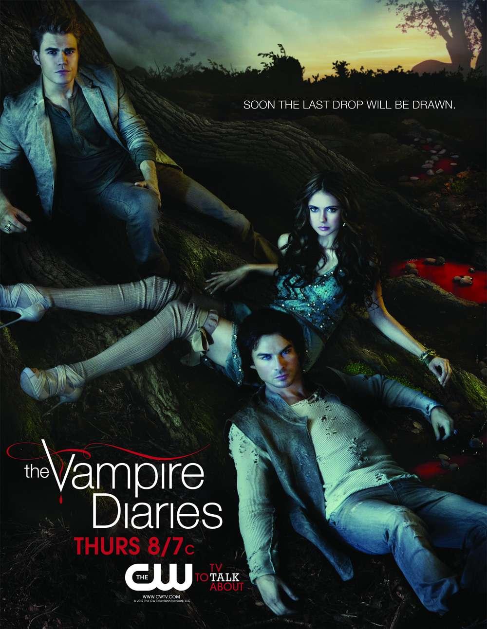The Vampire Diaries S01-04