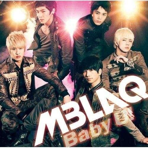 MBLAQ - Baby U! cover