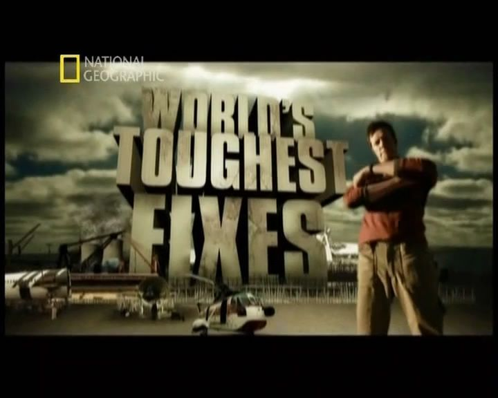 National Geographic - En Zorlu Tamirler Boxset 22 Bölüm DVBRIP Türkçe DublaJ