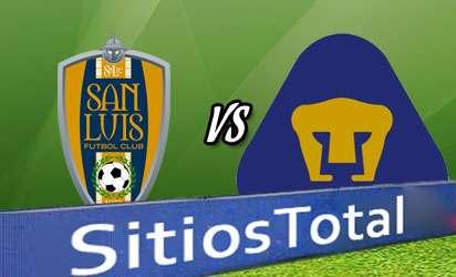 San Luis vs Pumas En Vivo
