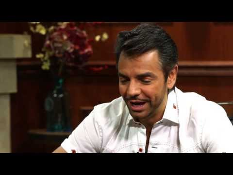 La entrevista de Eugenio Derbez con Larry King